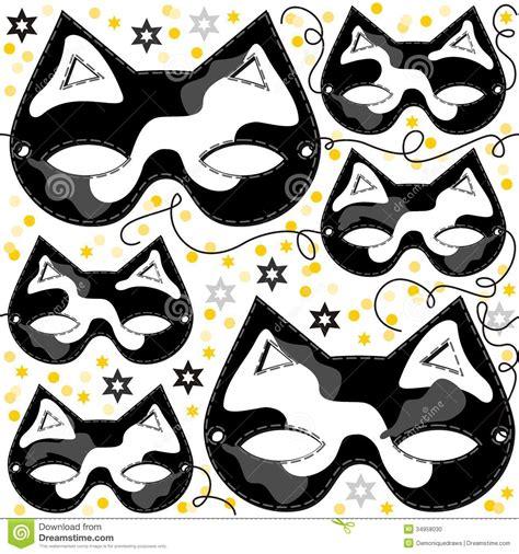 pattern white bandit mask price gray white black pinto cat mask animal party disgu stock
