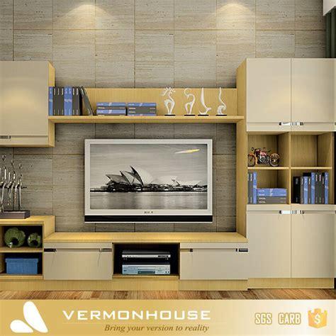 2018 Hangzhou Vermont Modern Design Led Light Tv Cabinet