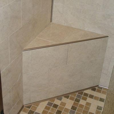 triangular shower bench 17 best images about tile on pinterest magnetic latch fireplaces and wall tiles