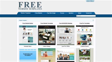 iweb templates free web templates gratis 7 siti dove trovarli