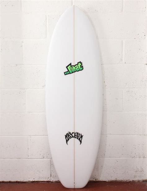 Puddle Jumpers Volume 1 lost puddle jumper surfboard 6ft 0 fcs ii white