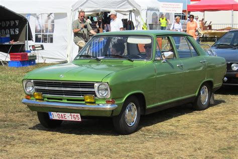 1970 opel 4 door file opel kadett b 4 door at schaffen diest fly drive 2013