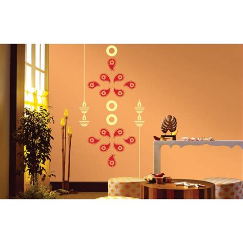 Online Shopping Wall Stickers devotional combo asian paints wall fashion stencil buy