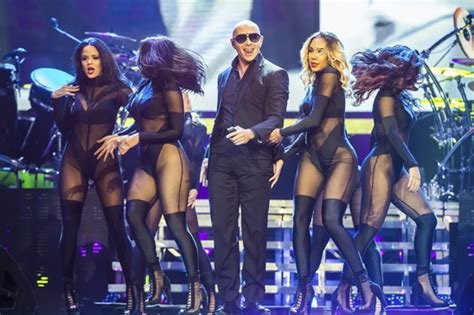 dancer pit pitbull reps his roots and starts the at his new