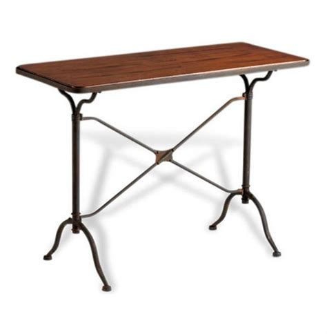 industrial metal console table sydney industrial loft contemporary iron wood metal