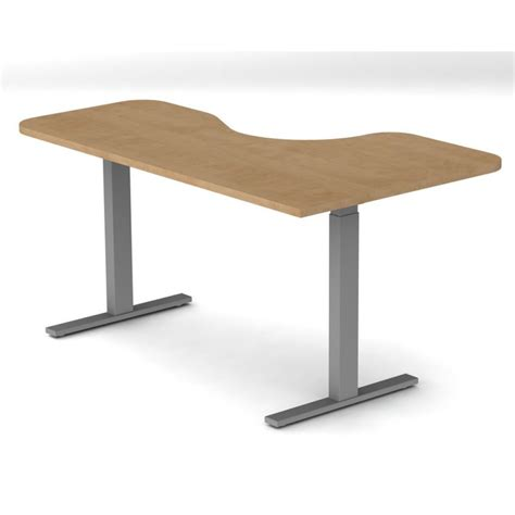 corner stand up desk stand up corner desk luxor h wilson standup ccf60 b