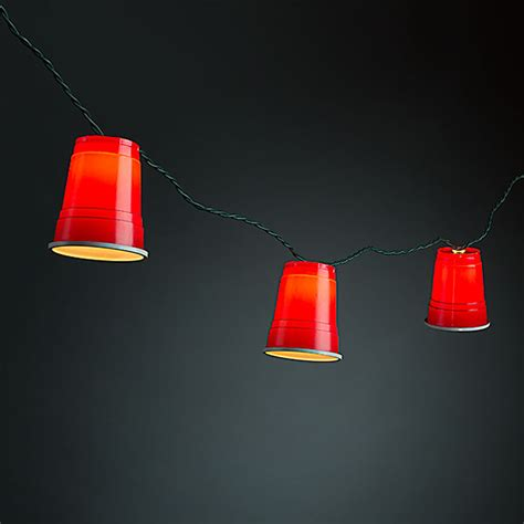 Cup Lights by Cup String Lights