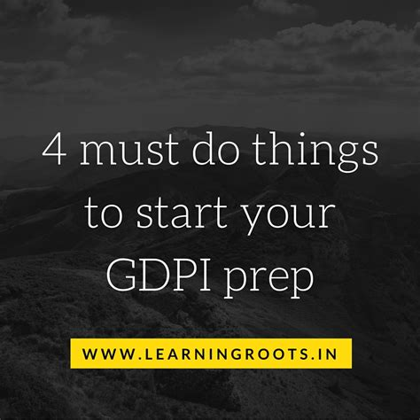 Preparation Before Starting Mba by 4 Must Do Things To Kick Start Your Gd Pi Essay Wat