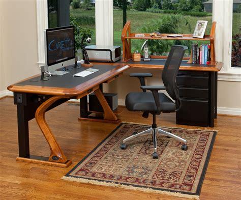 Artistic Computer Shelf Caretta Workspace | artistic computer shelf caretta workspace