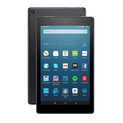 Tablet Hd all new hd 8 tablet 8 quot hd display wi fi 16 gb includes special offers black 59 99