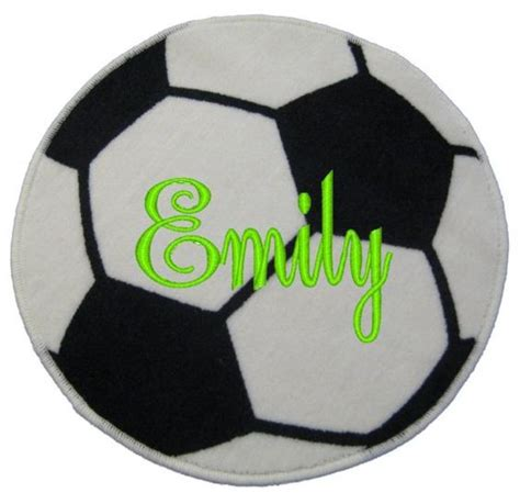 Soccer Rug by Soccer Rug Personalized Free By Thesouthernpineapple On Etsy 19 99 Soccer
