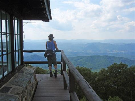 High Knob Recreation Area by Brandywine Recreation Area Hike