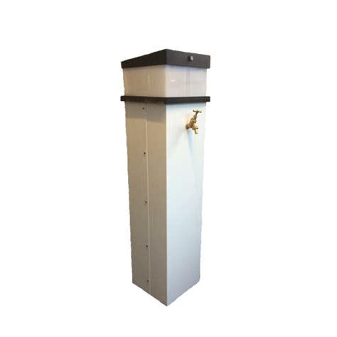 Pedestal Uk pedestal large white 500x500 electric meter sales