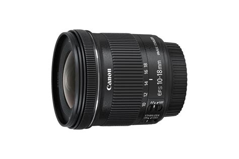 Canon Efs 10 18mm F4 5 5 6 Is Stm 佳能 中国 ef镜头 ef s镜头 ef s 10 18mm f 4 5 5 6 is stm 产品特征