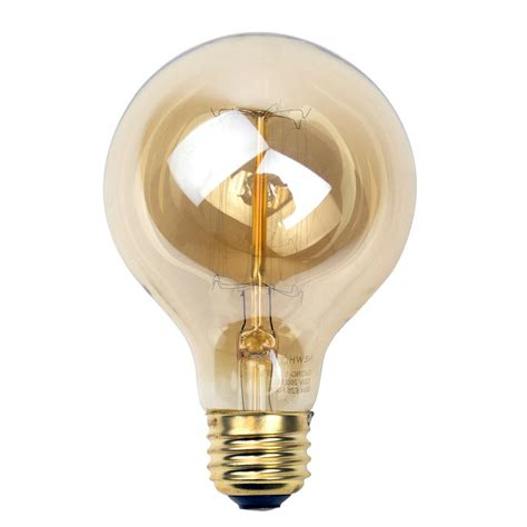 best buy light bulbs decorative light bulbs filament feit electric 60w