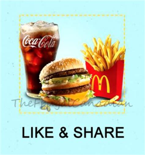 How To Activate Mcdonalds Gift Card - mcdonald s coupons canada frugal canadians