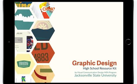 visual communication design assignments the high school graphic design resource kit mfa group