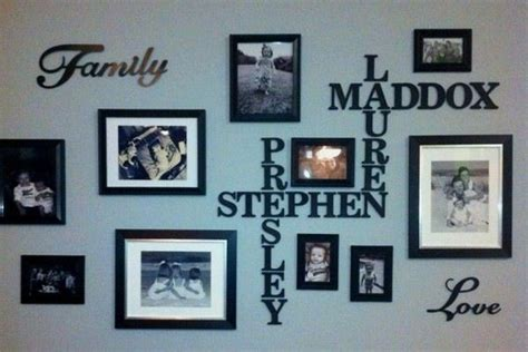 picture frame ideas diy met scrabble marington