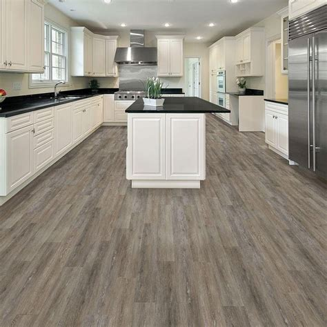 flooring home depot distressed brown hickory pergo