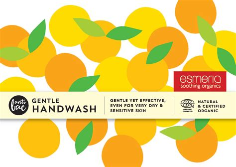 buds organic anti bacterial gentle wash tangy