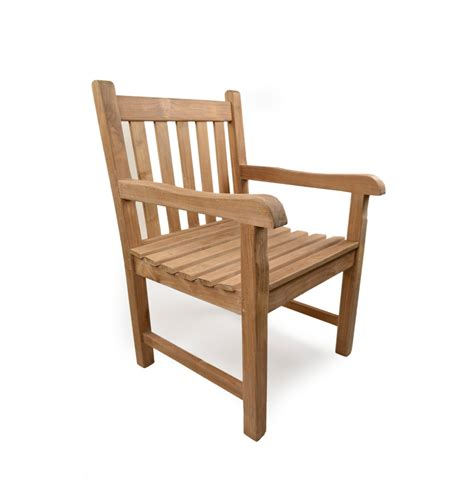 bench chairs sandringham teak arm chair grade a teak furniture