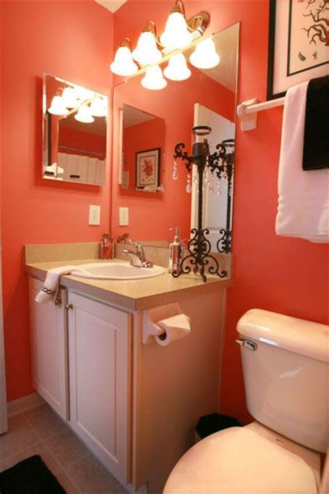 coral bathrooms 13 best images about coral radiance 2015 colour of year