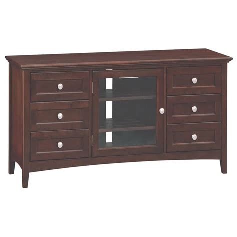 Already Assembled Kitchen Cabinets by Whittier Wood Mckenzie Small Entertainment Center Free