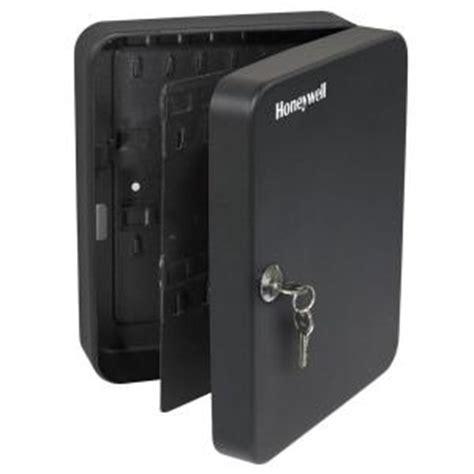 Key Lock Box Home Depot by Honeywell Key Lock Steel Security Box 6106 The Home Depot