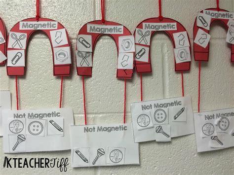 kindergarten activities magnets magnet activities kteachertiff