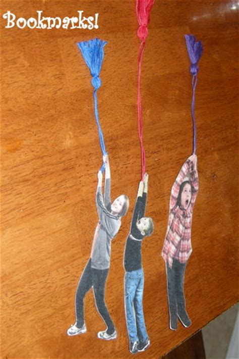 Cool Handmade Bookmarks - awesome bookmarks with tassels creative