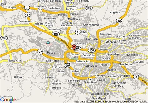 san jose costa rica neighborhoods map barcelo san jose palacio costa rica deals see hotel