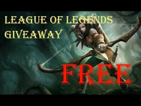 free league of legends account giveaway the tripod 100 subscriber special youtube - League Of Legends Account Giveaway 2015