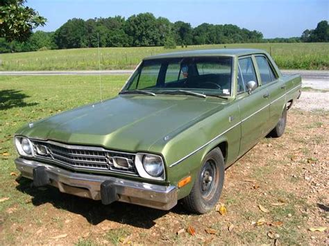 plymouth valiant 1973 file 1973 plymouth valiant green jpg