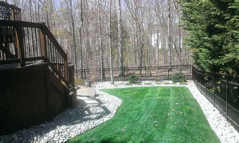 residential grading drainage solutions northern virginia your landscape partner