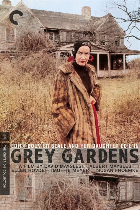 Grey Gardens Edie by Throwback Review Grey Gardens Alt Citizen