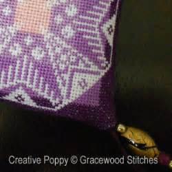 xml twig tutorial gracewood stitches twighlight ornament cross stitch