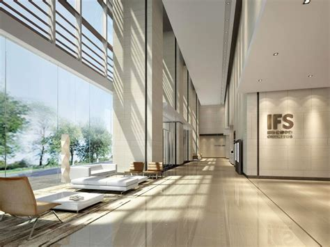 architecture and interior design commercial office lobby lobby lobbies and