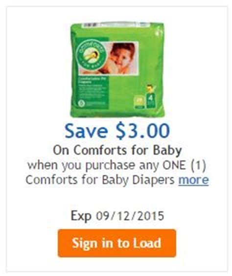 comforts for baby diapers comforts for baby diapers as low as 2 99 at kroger