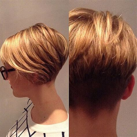 short hairstyle blonde in front black in back 30 hottest simple and easy short hairstyles popular haircuts