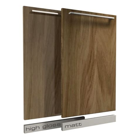 veneer kitchen cabinet doors veneer cabinet doors popular look of natural wood