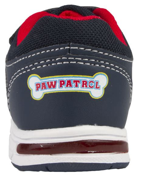 paw patrol light up scooter paw patrol light up trainers flashing sports shoes chase