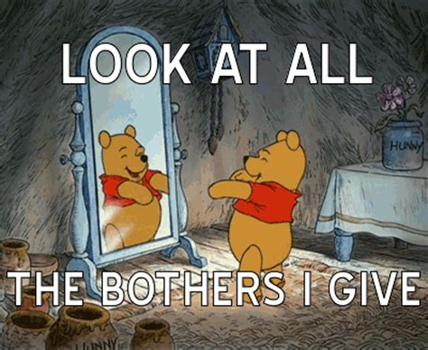 No Fucks Given Meme - winnie the pooh oh bother supercut the mary sue