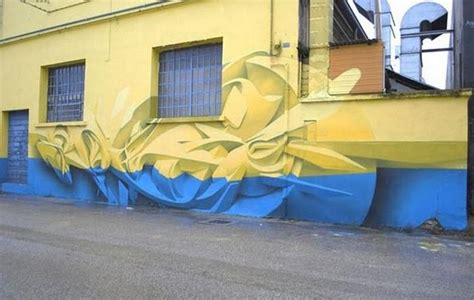 imagenes en 3d grafitis wordlesstech 3d graffiti art