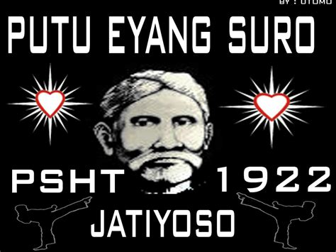 Kaos Psht Kode Sh 35 Persaudaraan Setia Hati Terate pelestari budaya bangsa indonesia psht jatiyoso