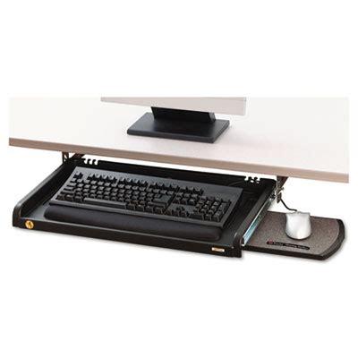 3m kd45 under desk keyboard drawer