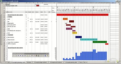 Gantt Chart Template Microsoft Office Exle Of Spreadshee Microsoft Office 2010 Excel Gantt Microsoft Office Gantt Chart Template