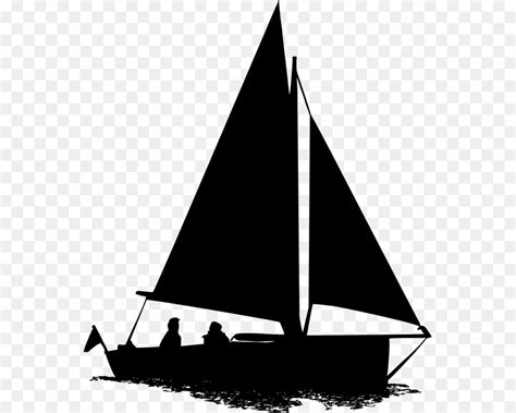 boat clipart silhouette sailboat silhouette clip art ships and yacht png