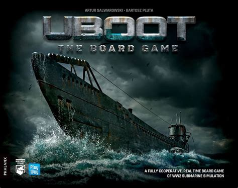 uboot the board game board game boardgamegeek - Boat Card Game