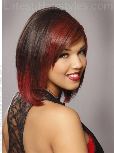 hair highlighted in front 25 best ideas about dramatic highlights on pinterest
