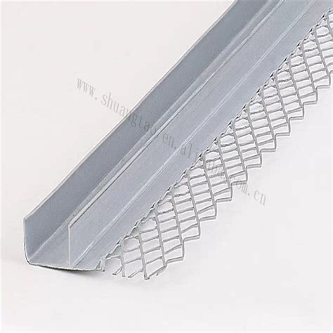 stucco casing bead iso certification expanded flange casing bead or plaster